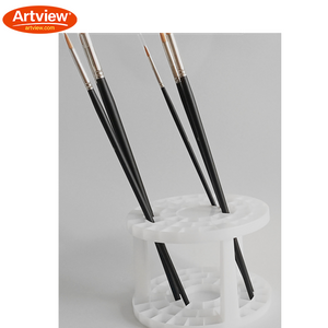 Plastic Painting Brush Shelf -W390
